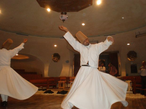 Whirling Dervishes, Cappadocia