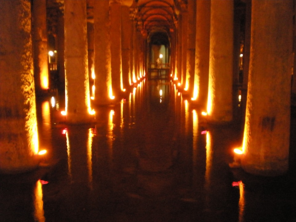 The Basilica, Sultanahmet