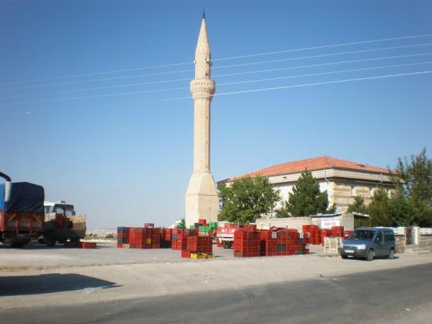 Otopark coming in to Ibrahimpaşa