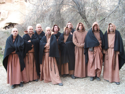 Catholic priests - Ghost Rider 2