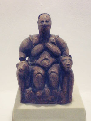Goddess figure Çatalhöyük