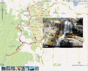 Gibraltar Falls Journey