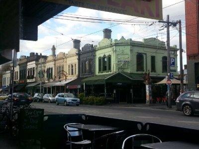 Brunswick St, Fitzroy