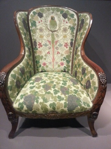 Beautiful chair c1880