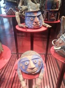 Groovy masks