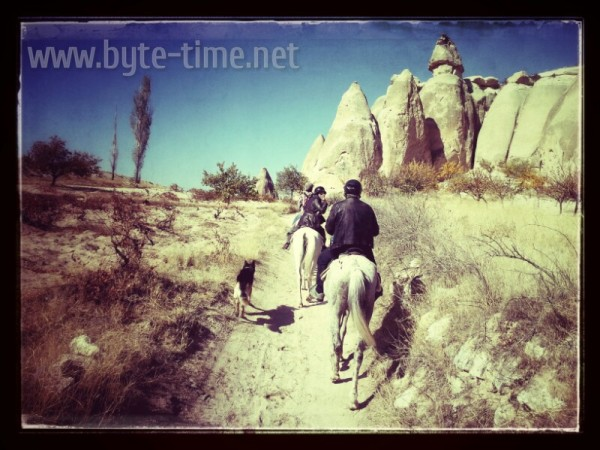 Rose Valley - horse riding