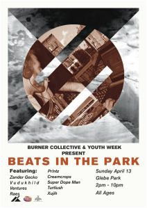 Beats in the Park: Burner Collective