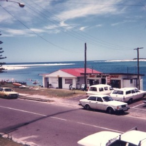 Bulcock Beach 1985, author unknown