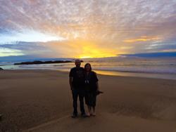 Feature Image - Korora Sunrise