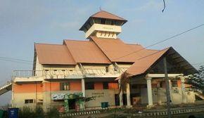 Ernakulam Main Boat Jetty Terminal, Image Credit: http://wikitravel.org/en/Kochi