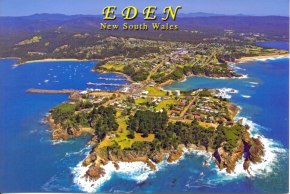 Image Credit: http://travelbypostcards.blogspot.com.au/2011/02/aerial-view-of-eden-nswaustralia.html